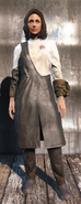 Fo4Dirty Institute Division Head Lab Coat