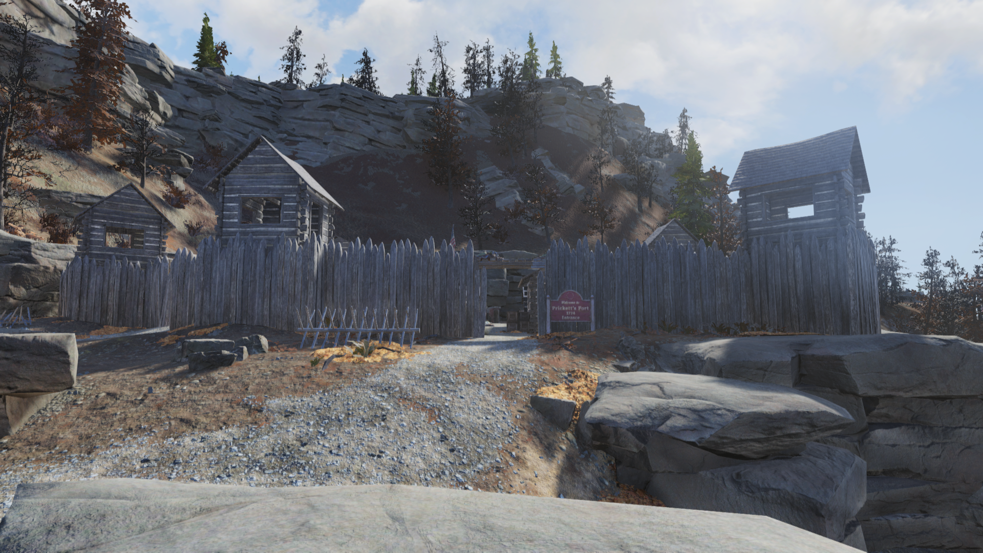 Prickett's Fort