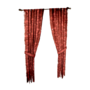 Atx camp walldeco curtain single halloween redflower l.webp