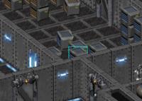 DE 2 Enclave oil rig barracks