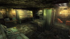 FNV Black Mountain Broadcast tower interior