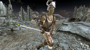 FNV Nephi with golf driver