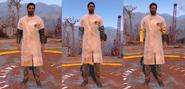 Dirty lab coat 1
