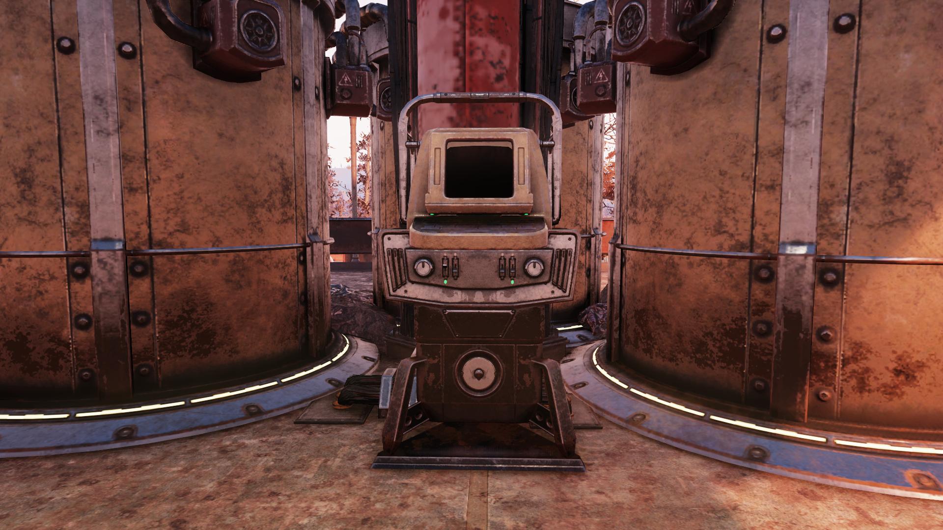 Build-A-Bot station
