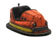 FO76 Smiling bumper car