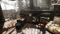 FO76 Trapper's camp (Trappers note)