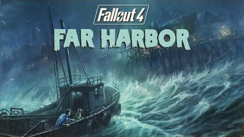 Fallout 4 – официальный ролик Far Harbor
