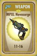FoS MPXL Novasurge Card