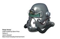 VB Power armor head GP