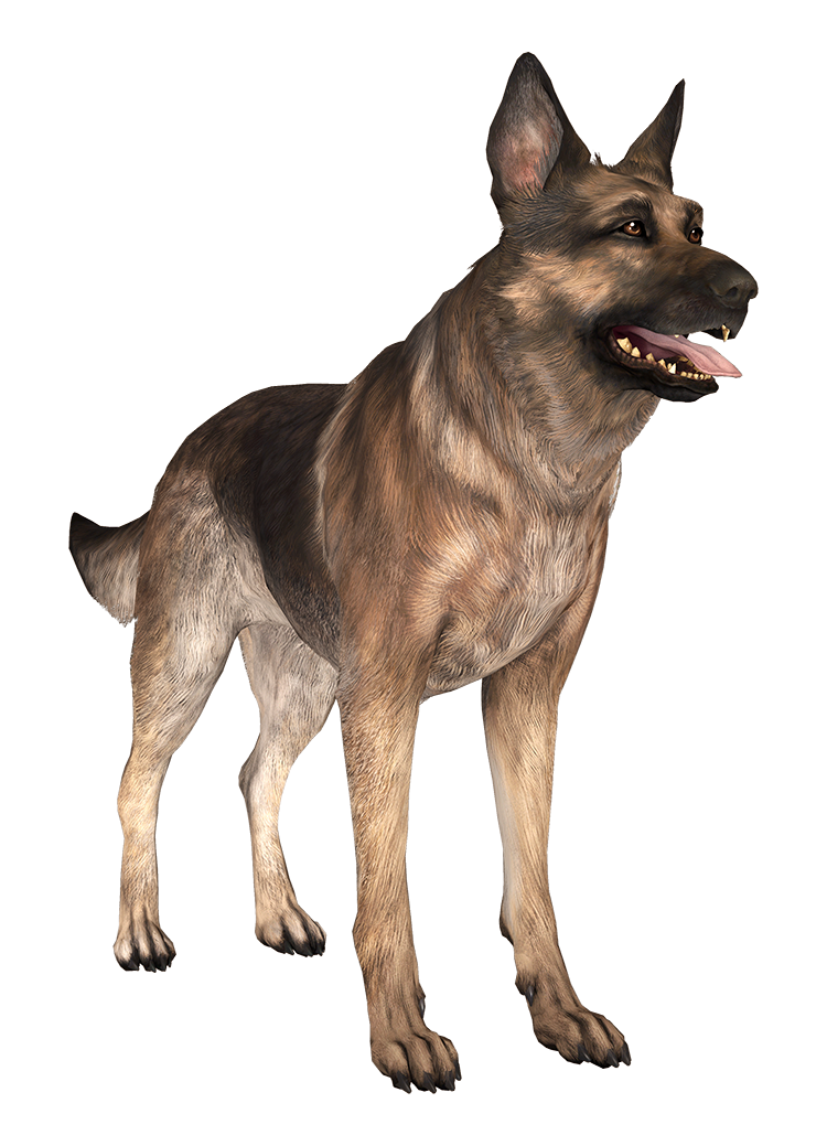 Псина (Fallout 4)