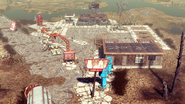 FO4NW Hubologist's camp1