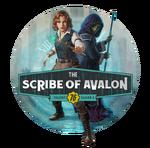 FO76 Scribe of Avalon circle logo