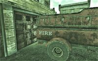 FNV Searchlight fire station 2