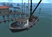 FO4 Vehicle boat 1