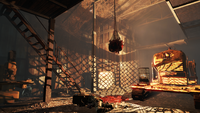 FO4 construction site warehouse inside