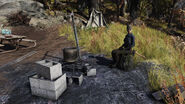 FO76WL Isolated cabin 10