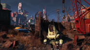 Press Fallout4 Trailer Protectron