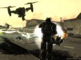 Batalla de la Base Aérea Adams