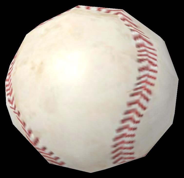 Бейсбольный мяч (Fallout 3)
