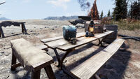 FO76WL Johnson's Acre (Always watching)