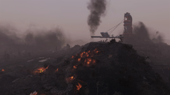 FO76 Dragline view south.png