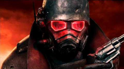 Fallout New Vegas Soundtrack Lone Star - Tony Marcus