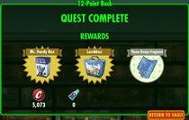 FoS 12-Point Buck - rewards