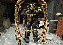 Horse power armor Wilson Atomatoys HQ