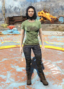 RobCo t-shirt female
