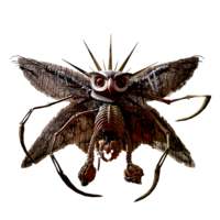 FO76 ATX Mothman cult effigy