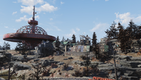 FO76 Pleasant Valley Top of the World