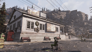 FO76 Whitespring Station front
