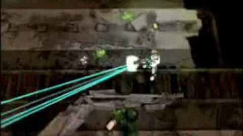 Fallout Brotherhood of Steel Cyrus trailer