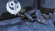 Watoga Brotherhood Corpse by crashed vertibird