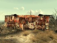 CS southwest shack
