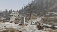 F76 Philippi Battlefield Cemetery 1