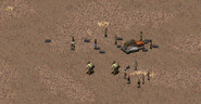 FO2 Patrol Unity and convoy battle with Wolves