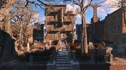 FO4 Кладбище Норт-Энда1.jpg