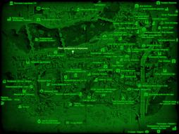 FO4 Пост рейдеров в переулке (карта мира).png
