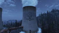 FO76 Monongah Power Plant Cooling Tower