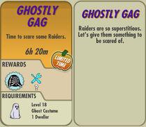 FoS Ghostly Gag card
