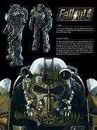 FO4 Art T-60 power armor 2