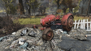 FO76 Fine looking tractor