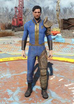 Fo4 - Mantis armor.jpg