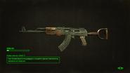 FO4NW LS Handmade rifle 3