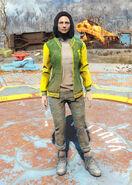 FO4 DB Tech varsity uniform female