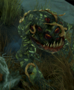 FO76 Рад-жаба-паразит