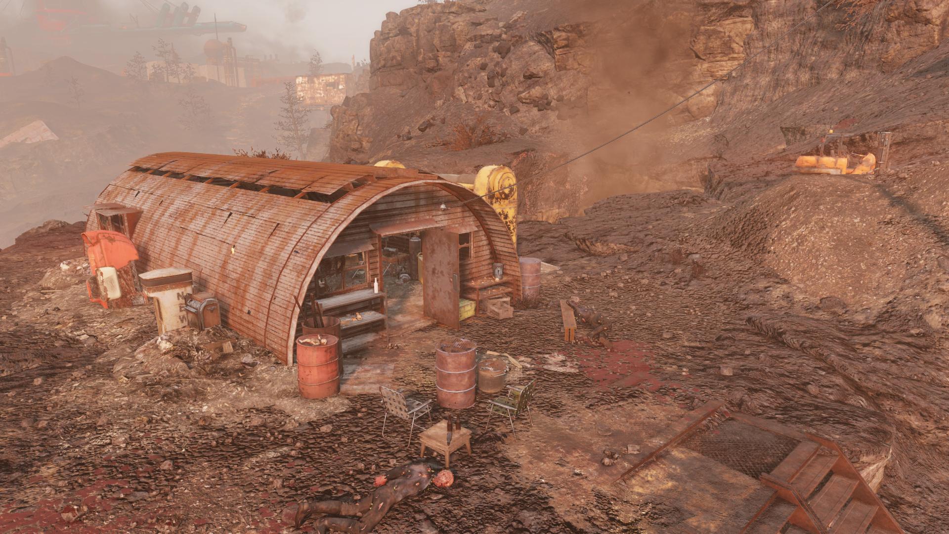 Abandoned mine shaft 1