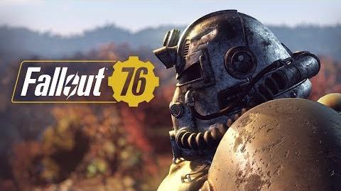 Fallout 76 – E3 Tráiler oficial