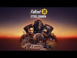 """Fallout 76 - Aube d'Acier - Bande-annonce """"Recrutement"""""""
